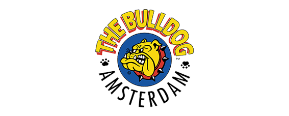 the bulldog amsterdam logo