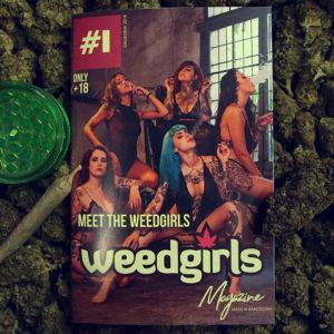 revista cannabis | Weed Girls