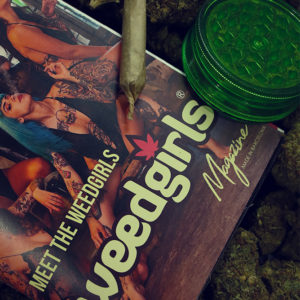 revista weed girls