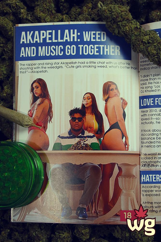 weedgirls magazine article | Weed Girls